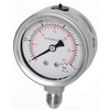 TP300 0-2 bar (0-30psi) Pressure Gauge 63mm - UKAS Calibrated